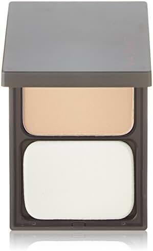 Vasanti Face Base Powder Foundation with Mineral Pigments - Oil-Free, Paraben-Free (V2 - Warm Light to Medium)