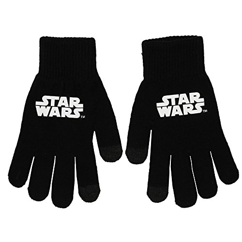 Star Wars Logo Touch Screen Gloves for $<!--$9.99-->