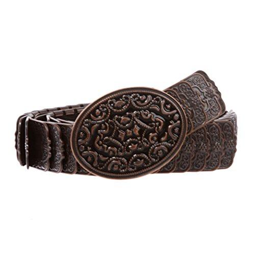 Copper Chain Belt - 1 1/4