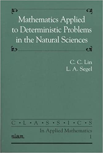 Amazon.com: Mathematics Applied to Deterministic Problems in the ...