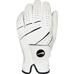 Nike Women's Tour Classic Magnetic Ball Marker White Golf Glove, Left Hand, Medium/Large