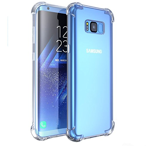 Stewie Costume For Babies (Soft case for Samsung Galaxy S8+ Plus Crystal Transparent TPU Bumper Slim cover (Crystal Clear))