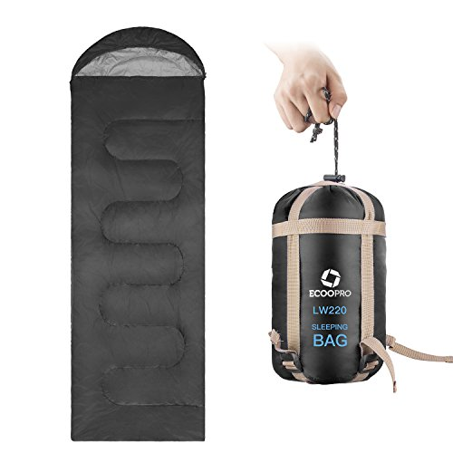 Compact Waterproof Sleeping Bag - 3