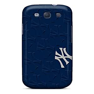Fashion Protective New York Yankees Case Cover For Galaxy S3