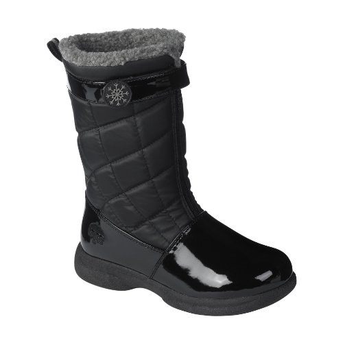 Totes Kids Elaine Girls Winter Boot black (2)
