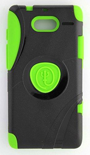 Trident Case AEGIS Series for Motorola Droid Razr M/XT907 - Retail Packaging - Green