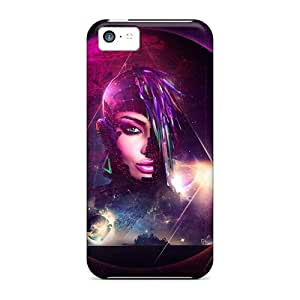Hot Style NFu15298ycJz Protective Cases Covers For Iphone5c(space Warrior Ultimate)