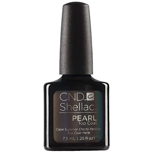 CND Pearl Top Coat (Cnd Gel Base And Top Coat)