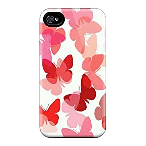 ColtonMorrill Iphone 6 Scratch Protection Mobile Covers Provide Private Custom Lifelike Butterfly Series [evh16900sIIh]