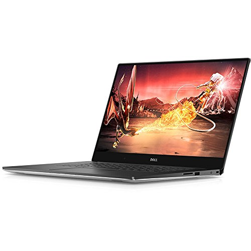 Dell 15.6' XPS 15 9550 4K UHD I7-6700HQ 16GB 512GB SSD NVIDIA GTX960M DDR5 WINDOWS 10 Multi-Touch Notebook