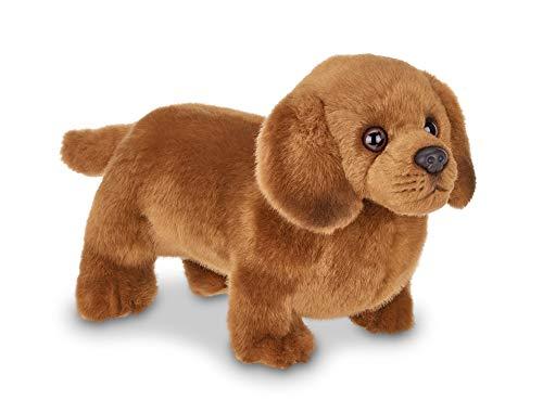 rown Dachshund Plush Stuffed Animal Puppy Dog, 13 inches ()