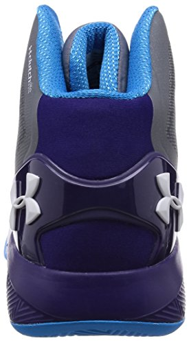 UA Mens Drive Shoes 2 Purple Clutchfit A47HqwF