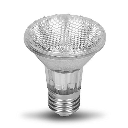 Halogen Light Bulb Par20 Replacement: 35PAR20/FL 3 Pack Dimmable 130V 35 Watt PAR20 High Output