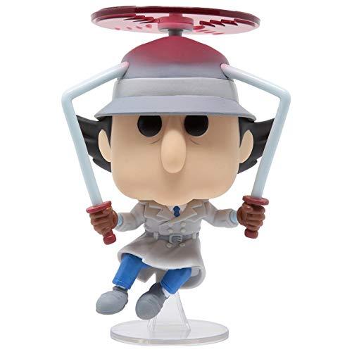 Funko Pop! Animation: Inspector Gadget - Inspector Gadget Flying Vinyl Figure