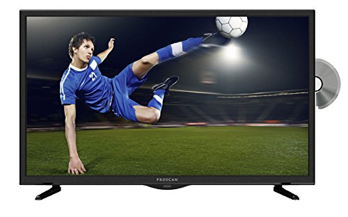 Proscan PLDV321300 32-Inch 720p 60Hz LED TV-DVD Combo (Dvd Built Tv)