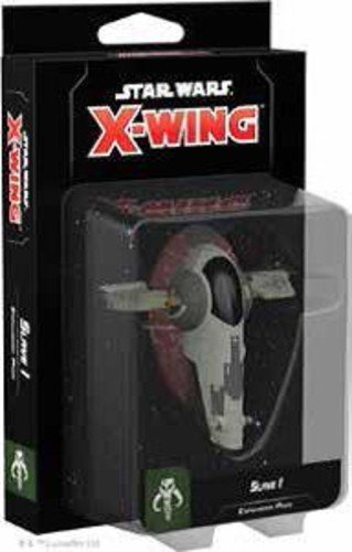 Star Wars: X-Wing 2.0 - Slave 1 Exp. Pack Fantasy Flight Games FFGSWZ16