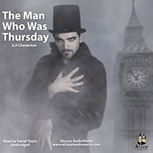 The Man Who Was Thursday Audiobook