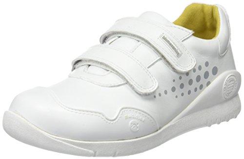 Biomecanics Jungen 151180 Sneaker, Weiß, 25 EU Weiß