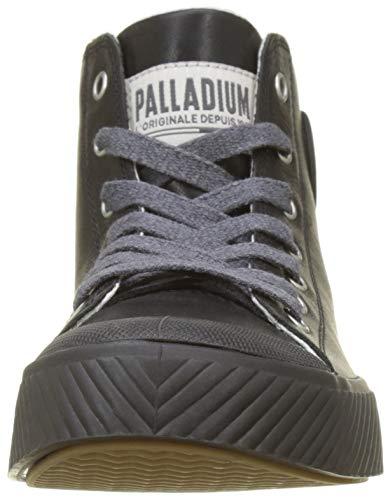 Noir black Adulte Classiques 466 Palladium Mblty Lt black Mixte Bottines Pallaphoenix amp; Bottes CzSwA4q