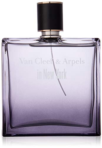Van Cleef Arpels In New York Eau de Toilette Spray for Men, 4.2 Ounce