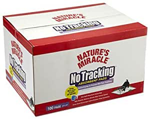 Nature S Miracle Absorbent Pads For Litter