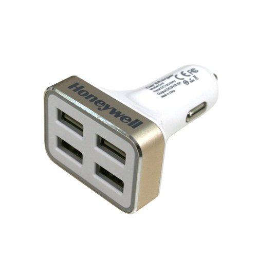 Honeywell Platinum Series 6.8A 4 Port USB..
