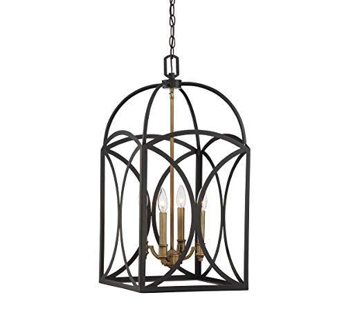 - Savoy House 3-4081-4-79 Talbot 4 Light Medium Foyer in English Bronze