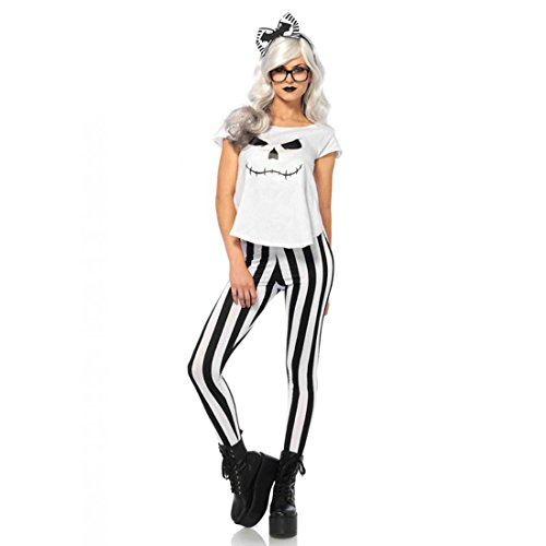 Leg Avenue Skeleton Hipster (Halloween Costumes Hipster)