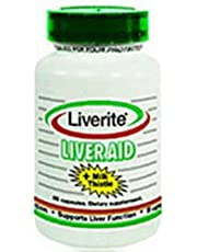 Liverite Aid, 60 ct (Pack of 3)