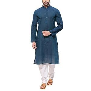 RG Designers Mens Cotton Kurta set For mens