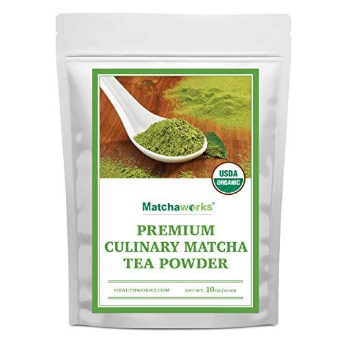 Matchaworks Matcha Green Tea