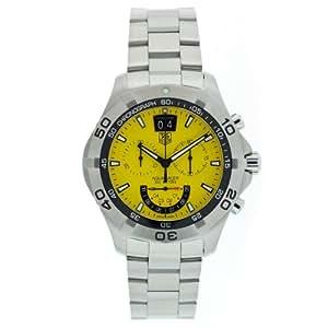 TAG Heuer Men's CAF101D.BA0821 Aquaracer Grande Date Watch
