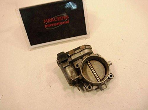 2001 Mercedes-Benz C320 Throttle valve body TPS sensor - Throttle Mercedes Benz Body