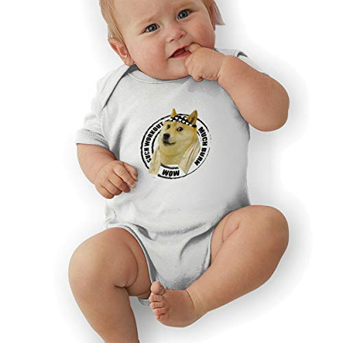 nordic runes Workout Much Burn Shiba Inu Dog Baby Onesies Toddler Baby Girl/Boy Clothes Jumpsuit Bodysuit One -