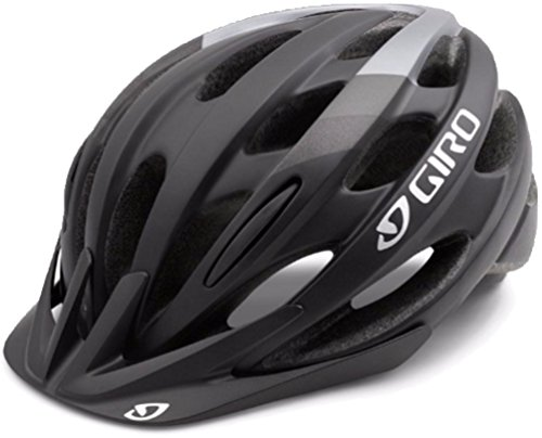 Giro Revel Bike Helmet - Matte Black/Charcoal