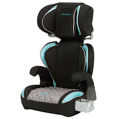 Eddie Bauer Pronto Booster Car Seat, Meadowbrook (Hi Back Seat Booster Car)