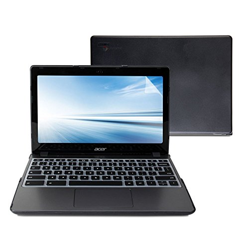 GMYLE Rubberized Cover Chromebook C720P
