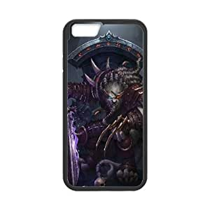 Rengar League Of Legends Game iPhone 6 Plus 5.5 Inch Cell Phone Case Black 6KARIN-271652