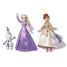 Frozen 2 Elsa, Anna y Olaf