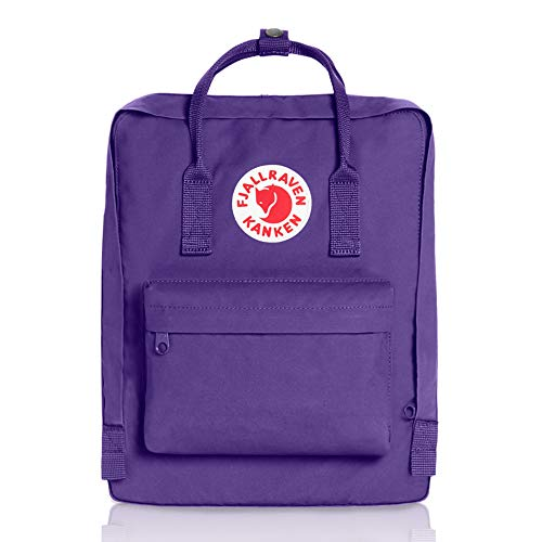(Fjallraven - Kanken Classic Pack, Heritage and Responsibility Since 1960, One Size,Purple)