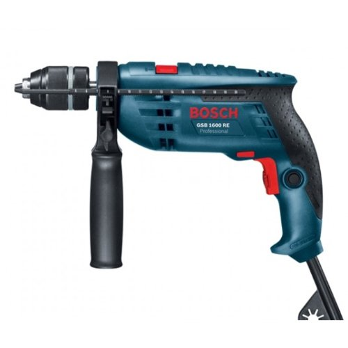 Bosch Professional GSB 1600 RE Corded 240 V Impact Drill