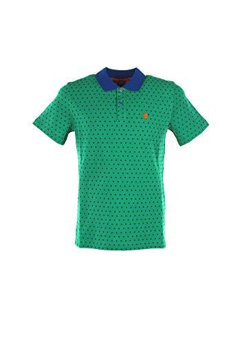 Verde Ap508193 Estate Polo blu S Gallo 2019 Primavera Uomo qw60tXT