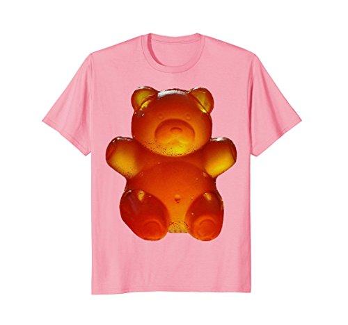 Mens Halloween Bear Candy Costume T-Shirt XL (Mama And Papa Bear Costume)