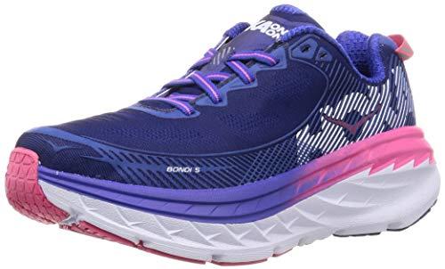 HOKA ONE ONE Womens Bondi 5 Running Shoes (7 B US)