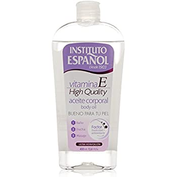 VITAMINA E aceite corporal 400 ml