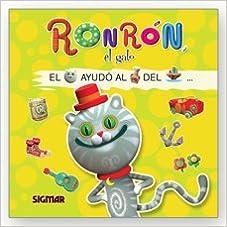 Ronron, el gato / Ronron, the cat Leo Con Figuras / Read With ...