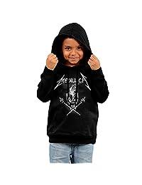 Metallica Iconl Braderz Poster Toddler Hooded Sweatshirt