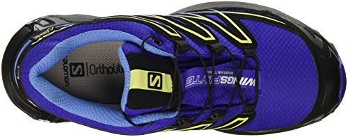 Course Blue Trial GORE SS16 Chaussure TEX Flyte Wings Women's Salomon HgwRqYaxn