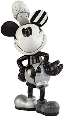 Enesco Disney by Britto Steamboat Willie Figurine, 8-Inch