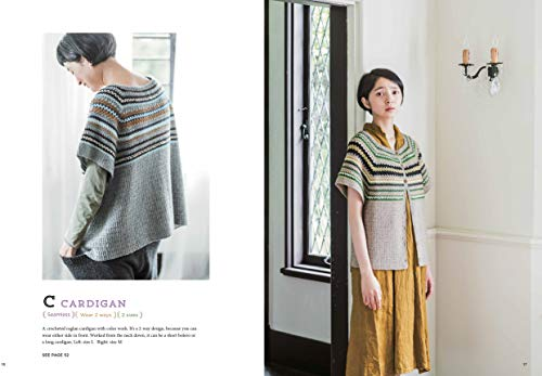 fd968c24c Japanese Knitting  Patterns for Sweaters